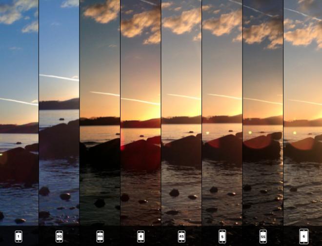6s与6拍出来的照片差别_7代iPhone拍摄同一场景的对比照片,iPhone 6尤其出众-小康的个人主页~